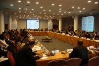 Consultations with the Parliamentarians of EAG member states were held in St. Petersburg, Russia on June 8, 2009
