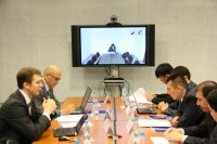 A face-to-face meeting was held in the framework of the mutual evaluation of Uzbekistan